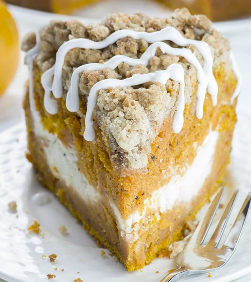 Pumpkin Coffee Cake #desserts #pumpkin #easy #coffee #cakes