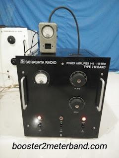 Contoh Produk Boster 2 Meter Band Tabung VHF