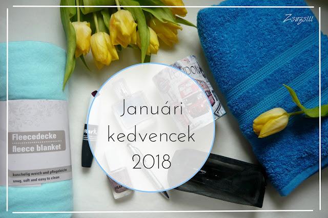 Januari kedvencek | 2018