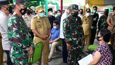 Serbuan Vaksinasi Nasional Kabupaten Siak