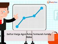 Daftar Harga Agen Pulsa Termurah Family Pulsa