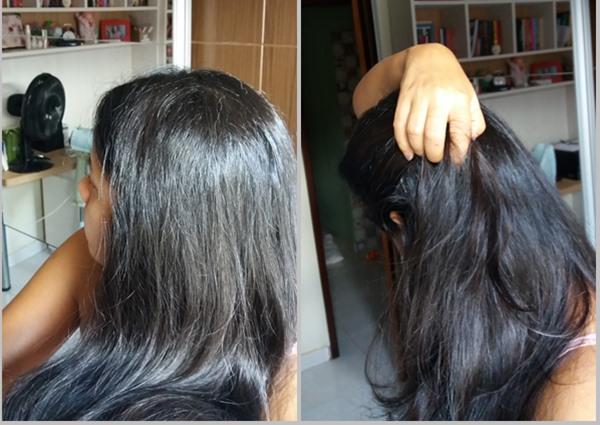 Resenha-hidronutrição-com-Maionese-vegana-da-Skala-Expert-nos-cabelos