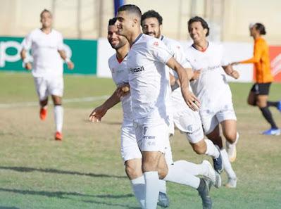 اهداف مباراة طلائع الجيش والبنك الاهلي (2-0) الدوري المصري