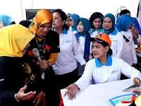 Ibu Negara Kunjungi Kali Bahagia, Pulo Timaha yang Sempat Viral Beberapa Lalu di Medsos