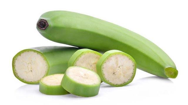 Manfaat pisang Mentah sebagai obat untuk bermacam masalah penyakit pada lambung