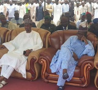 SHOCKING: Over 12,000 Members Of APC Defect To PDP In Zamfara State
