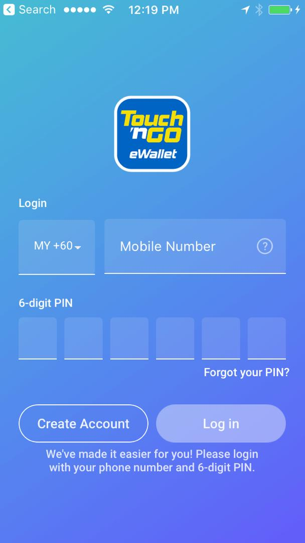 Download Touch N Go Ewallet Step By Step Promo Codes My