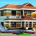2547 sq-ft beautiful Kerala house