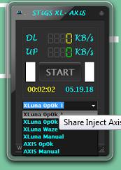 New Update Inject XL Axis STiGS 21 22 23 24 JUni 2016 Work All TKP
