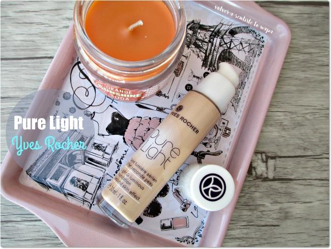 Base de Maquillaje Pure Light de Yves Rocher