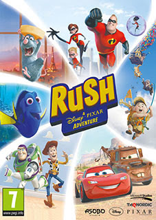 Rush A Disney Pixar Adventure Torrent (PC)