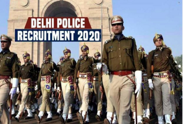 Delhi Police Recruitment 2019-20
