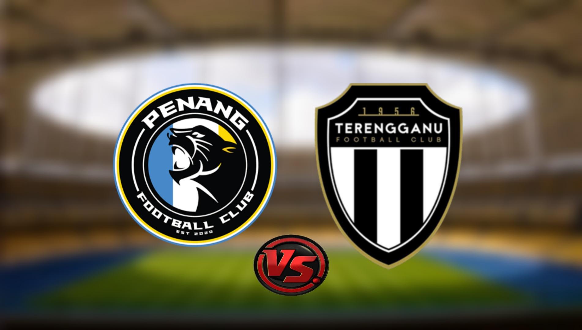 Live Streaming Penang FC vs Terengganu FC Liga Super 12.9.2021