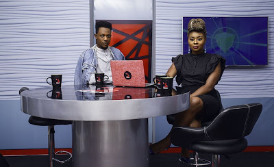 Official! Kwame And Chris Kata Unveiled As Hosts Of 3 Music Flava