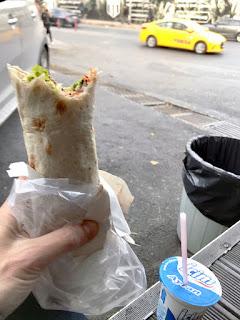 Столовая на открытом воздухе мертва, да здравствует обед на открытом воздухе