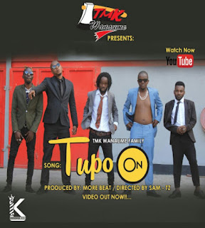 DOWNLOAD AUDIO | Tmk Wanaume & Kisamaki - Tupo On mp3