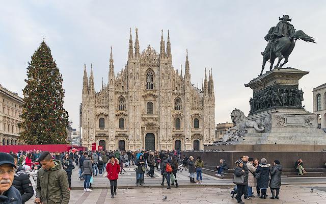 В какую страну съездить из Томска зимой? - Италия
