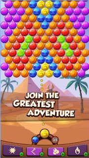 Games Bubble Pyramids App