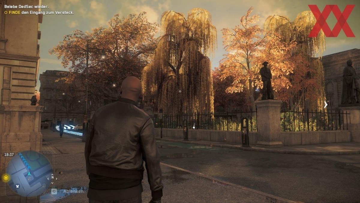 Where is the logic here? Watch Dogs: Legion's strange details