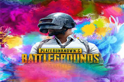 PUBG Mobile Holi Quotes 2021