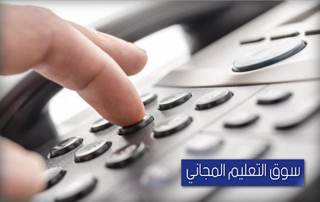 تحميل دليل التليفونات المصرى بالاسم والعنوان pdf  المصرية للاتصالات