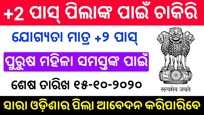 Junior Clerk Vacancy in Kalahandi DLSA Office
