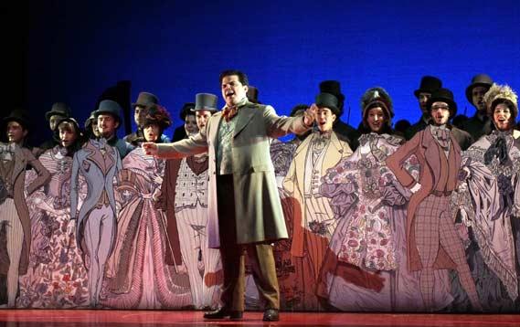 """""""Amadeu"""" en los Teatros del Canal"""
