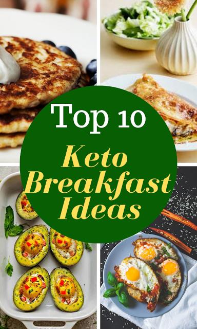 Ideas For Keto Breakfast