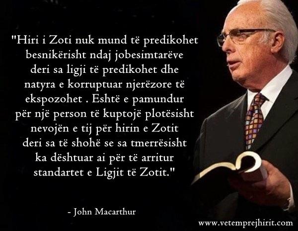 Hiri i Zotit, Ligji i Zotit, macarthur shqip, mesime biblike, thenie te krishtera,