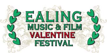 Ealing Music and Film Festival logo