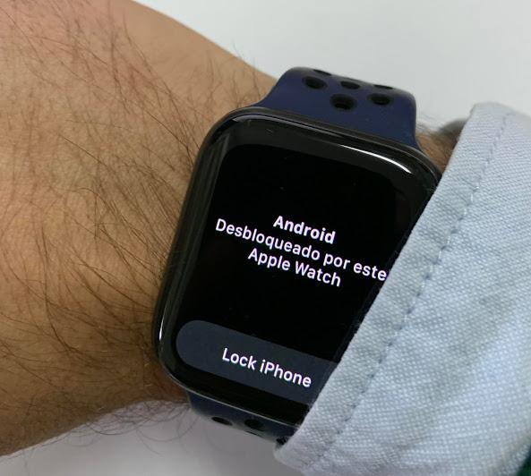 IOS 14.5 permite desbloquear Iphone com o Apple Watch enquanto usa máscara anti covid-19