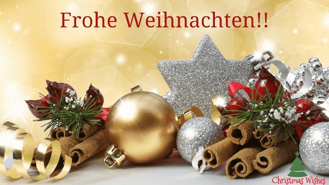 70 Schöne Fröhliche Weihnachten Sprüche Und Glückwünsche