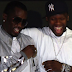 Diddy demonstra respeito pelo progresso do 50 Cent