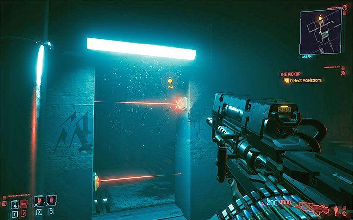 Cyberpunk 2077: Traps - How to Disarm? Screenshot 3