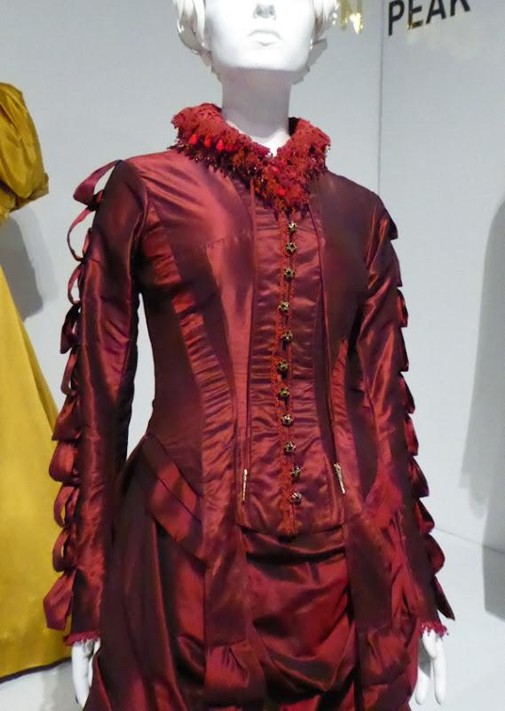 Lucille Sharpe Crimson Peak costume