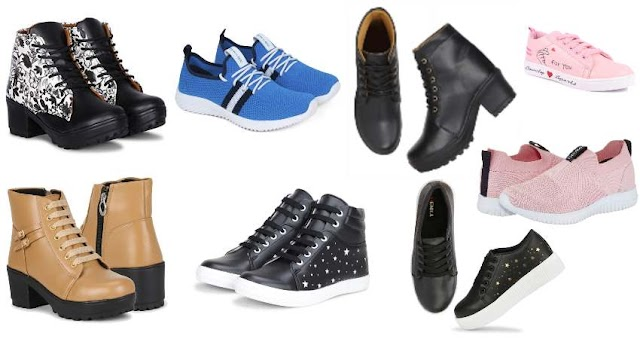 Best Women Shoes and Sneakers for walking and running: Top seller October 2020