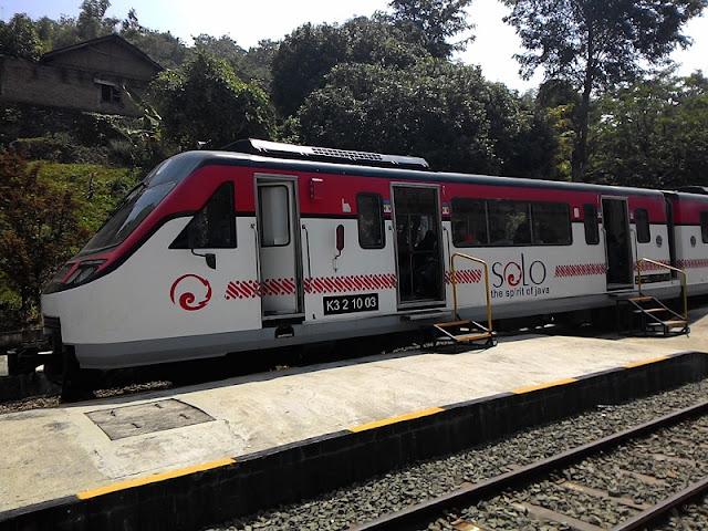 Rel Kereta Mati Dibuka Lagi, Destinasi Wisata ini Mudah Dijangkau