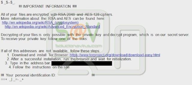 *.loptr virus (Locky Ransomware)