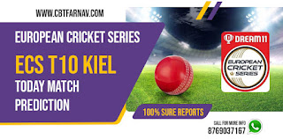 MTV Stallions vs SG Hameln 5th Match Kiel ECS T10 100% Sure Match Prediction