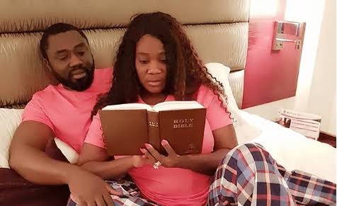 Mercy Johnson Opens Up On Divorce Rumours