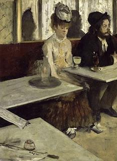 L'assenzio Edgar Degas