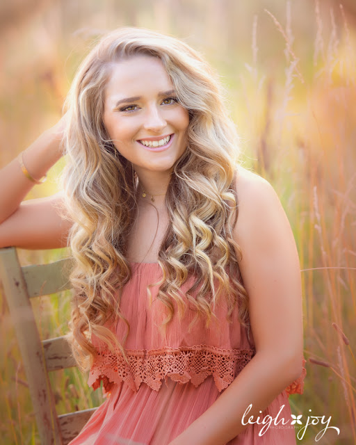 high school senior girl alabama photographer leigh joy