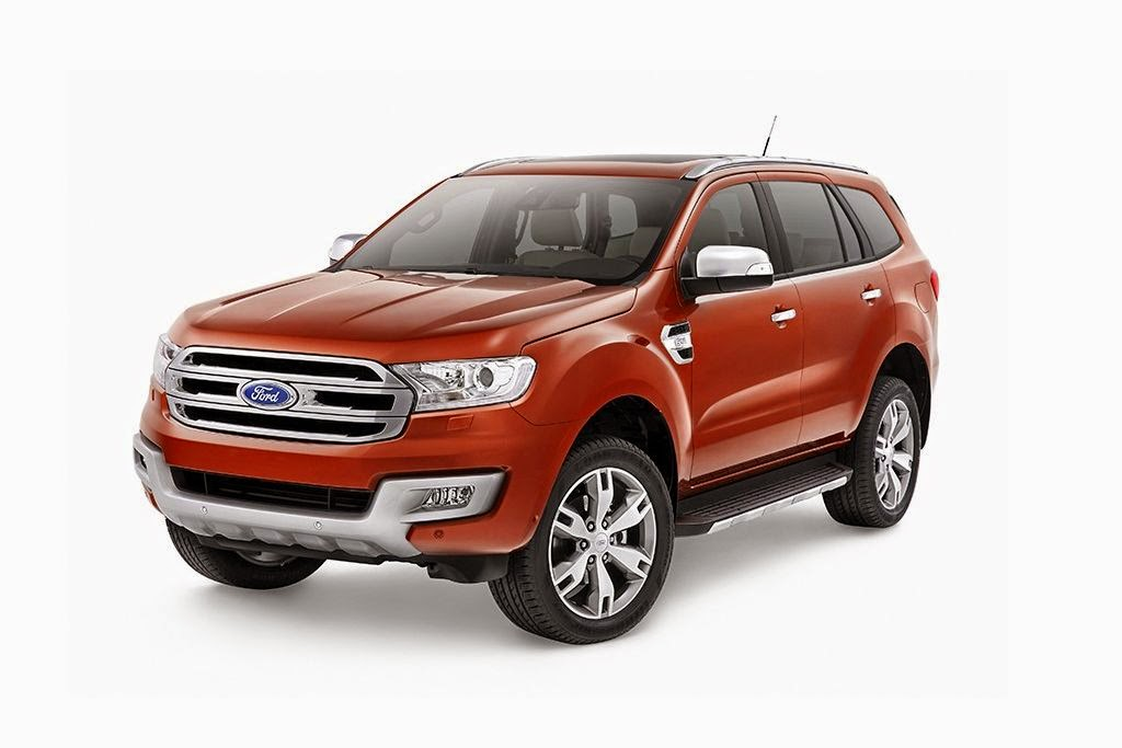 2015 New Ford Everest Philippines | 2017 - 2018 Best Car Reviews