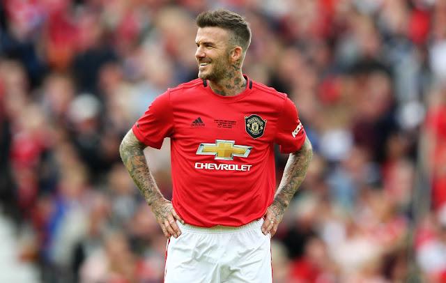 Treble99 David Beckham