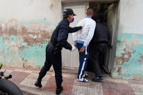 شرطة الشلف تحصي أزيد من 5000 مخالفة تخص تدابير الحجر الصحي