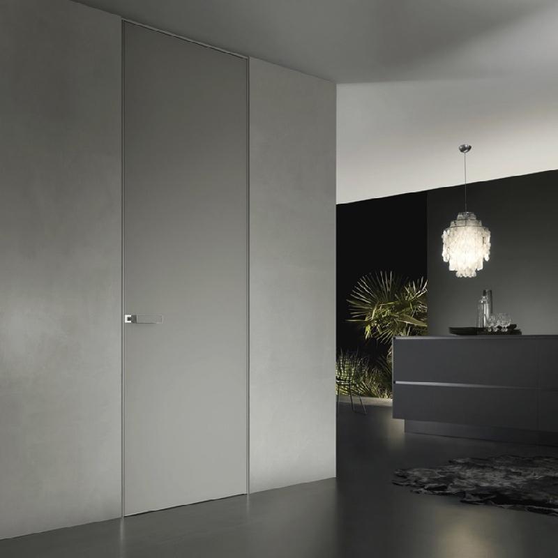 Porte da interni classiche o scorrevoli in vetro e alluminio