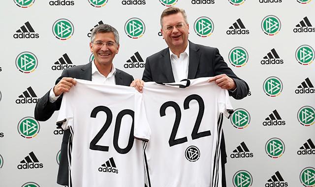 Los secretos del nuevo acuerdo de adidas con Alemania