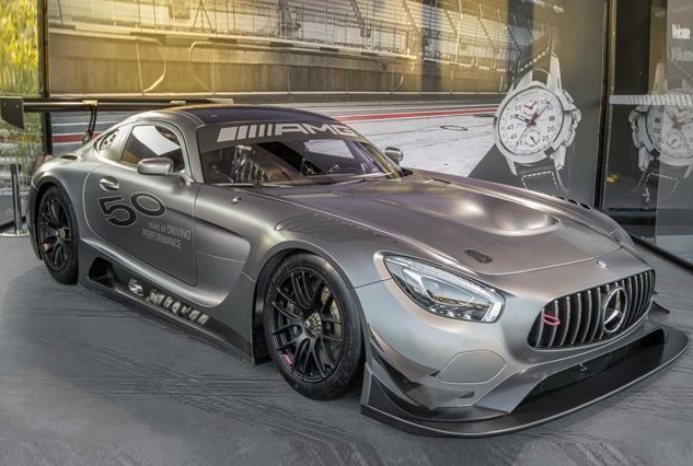 ICW Schaffhausen Pays Tribute To AMG'S 50Th Anniversary the only way it knows how