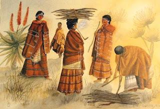Xhosa, Grupo Étnico Sul-Africano