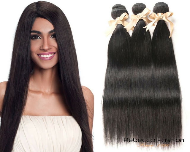 Rebecca Fashion - Straight Hair Brazilian Human Hair